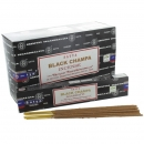 Black Champa Incense Sticks