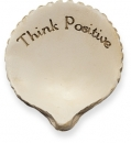 Think Positive Message Shell Angel Star