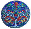 Sunseal decal Tree Of Life