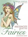 Messages from the Fairies Colouring Book