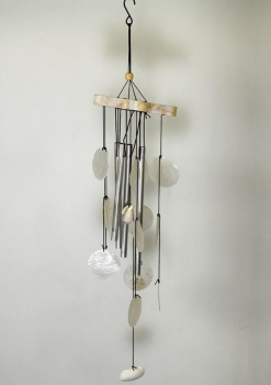 Windchime Star With Discs