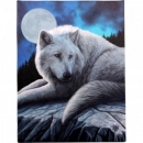 Guardian of the North wall plaque by Lisa Parker