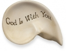 God Is With You Message Shell Angel Star