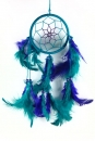 Dream Catcher Purple And Turquoise