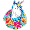 Suncatcher decal Magic Unicorn
