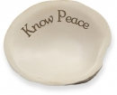 Know Peace Message Shell Angel Star